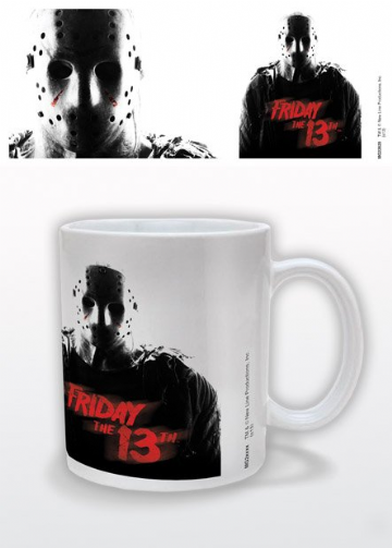 jason vorhees mug - friday the 13th